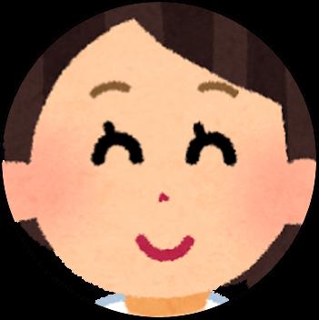 女の店員の顔