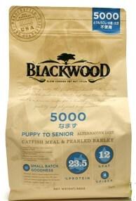 ブラックウッド5000なまず