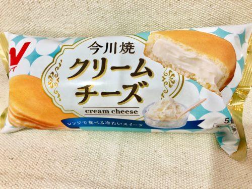 ニチレイ今川焼クリームチーズ