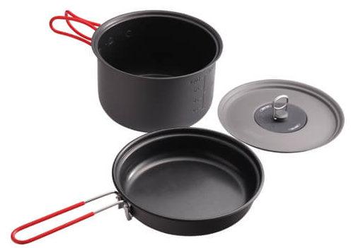 キャンプ用鍋セット