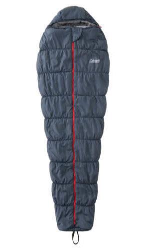 マミー型寝袋